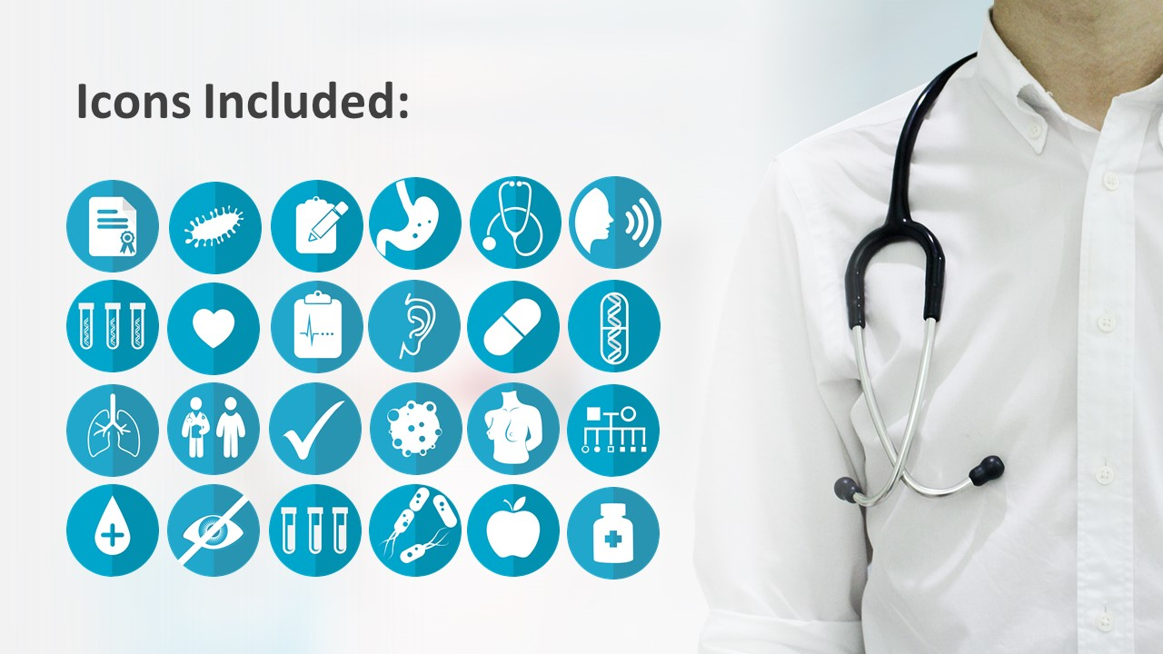 Medical Check Powerpoint Template
