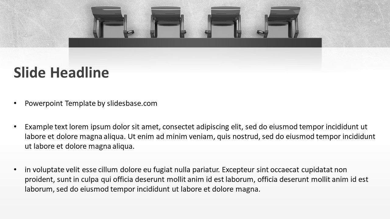 meeting room powerpoint template slidesbase