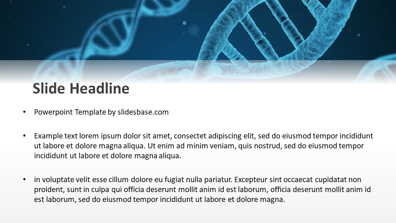 Success genetics dna powerpoint template slidesbase success genetics dna powerpoint template toneelgroepblik Image collections