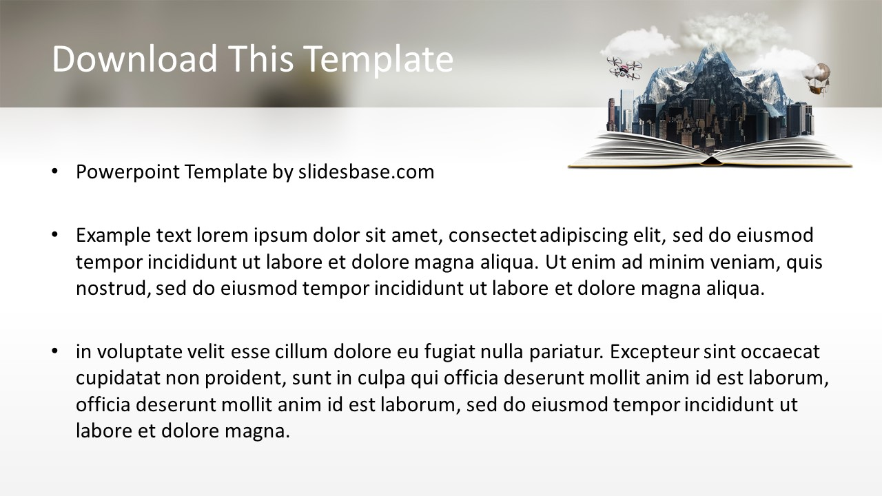 3d adventure book powerpoint template slidesbase 3d adventure book powerpoint template toneelgroepblik
