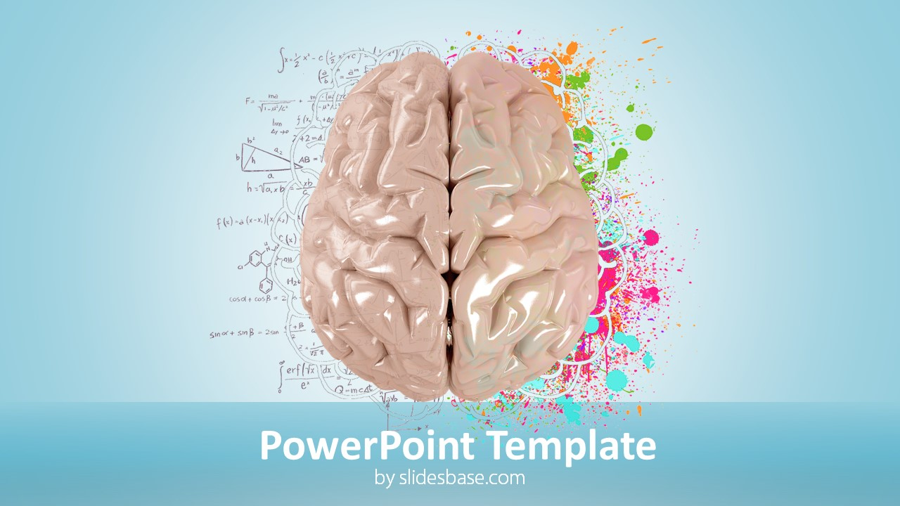 Creative Idea Mind Powerpoint Template Slidesbase
