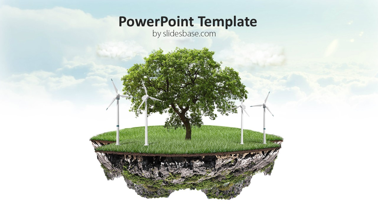 Green technology evolution powerpoint template slidesbase toneelgroepblik Image collections