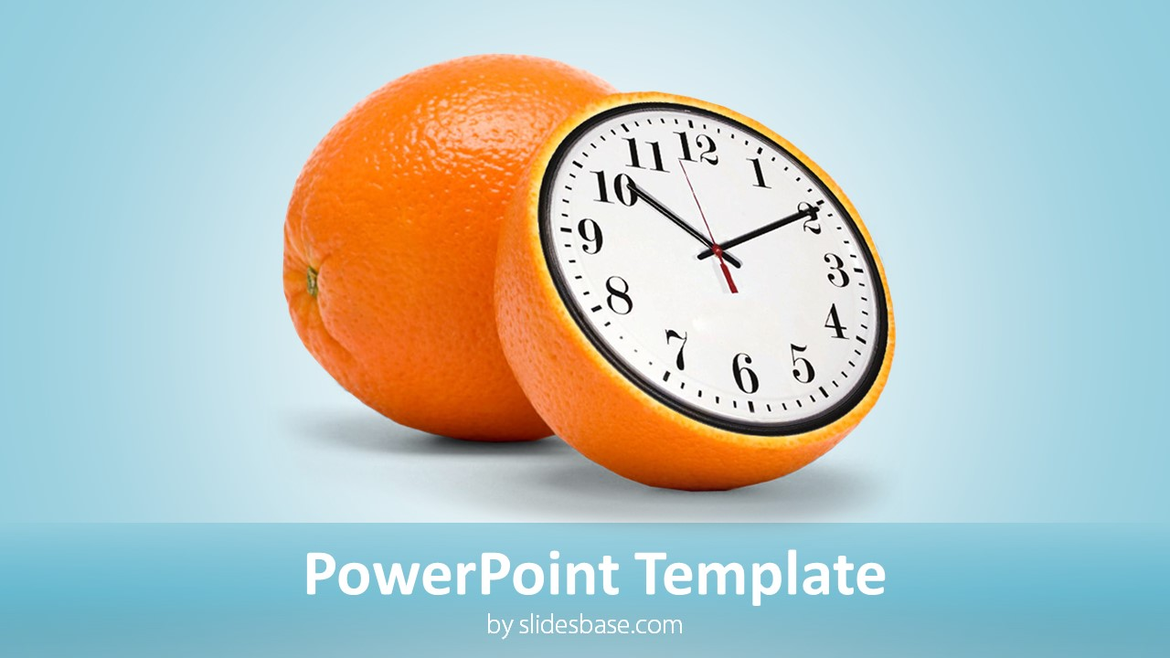 Free Diet PowerPoint Template