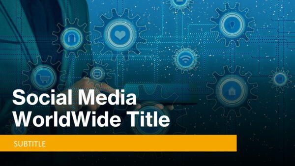 Digital World Social Media